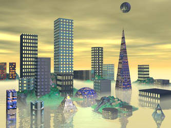 Future City by DesertFOX135