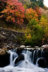 Nebo Loop Falls by mikewheels