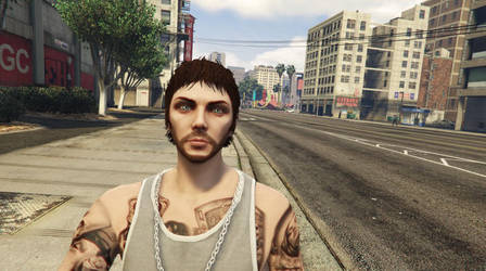 Grand Theft Auto V Male Character 3 by paul743