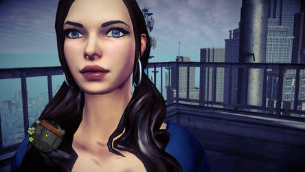 Saints Row IV  Re-Elected Dawn 3 by paul743
