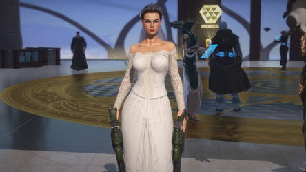 Skyforge PS4: Velicity 4 by paul743