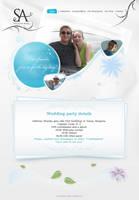 Wedding Site by crazydevila