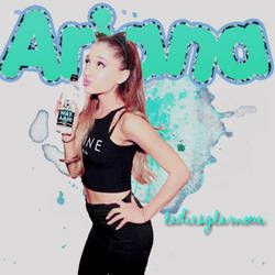 Ariana Grande by ladiesglamour