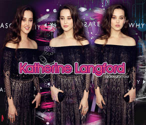 Katherine Langford 13 reasons why by ladiesglamour