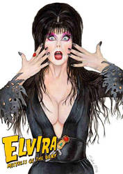 Elvira by Sianypantsart