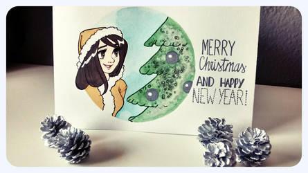 HAPPY HOLIDAYS! by dennia