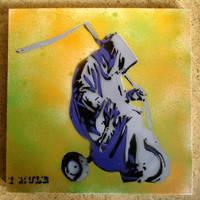 Death Rides A Pale Trike by hellomynameisiRule