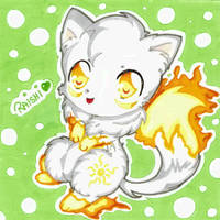 ::Little Sunshine Fire:: by angel-of-time
