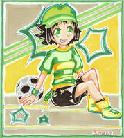 --+Football Lass+-- by angel-of-time