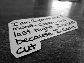 I Cried. by Nessie905