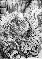 mumm-ra mummy commission by LoadedAtama