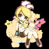 Magic Rin! (READ THE DESCRIPTION) by Pokkiu