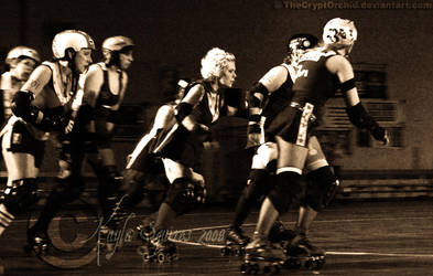 Brew City Bruisers by TheCryptOrchid