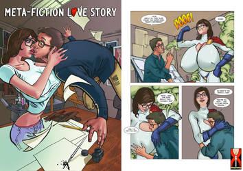 Meta-Fiction Love Story by Valeyard-Vince