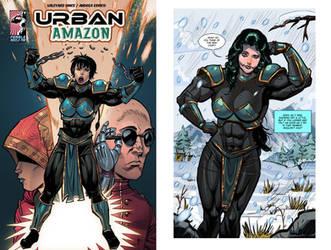 Urban Amazon: Birth of a Champion by Valeyard-Vince