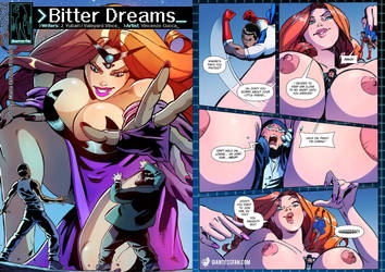 Bitter Dreams 3 by Valeyard-Vince