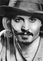 Johnny Depp by a-nanaz