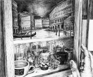Leaky Cupboard by jbrenthill