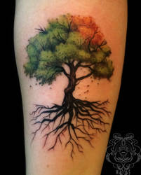 tree by Mutated-Sushi