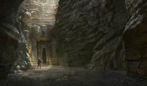 Hidden Gate by gkb3rk