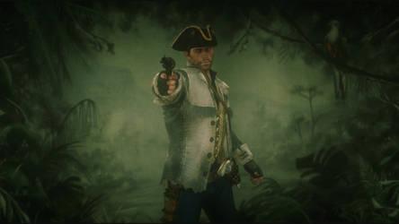 Captain John Marston. by trilliondollerman