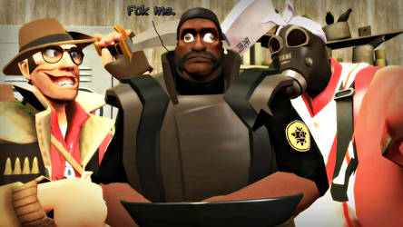 And Now for Our Desert, Demoman's Souther Exposure by IBRXGmod