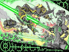Warhammer battle 4 by Sufferst