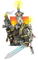 Black Templar by Sufferst