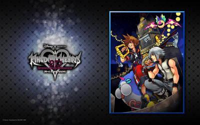 Kingdom Hearts 3D Official Wallpaper 01 (Riku) by kelv93
