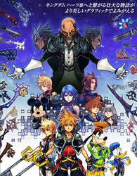 Kingdom Hearts 2.5 HD Remix cover by kelv93
