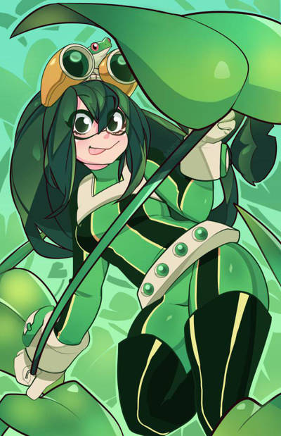 Froppy! by Saane
