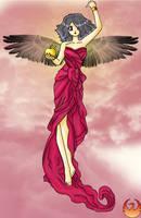 Goddess Of Discord by Phoenix-Nightfire