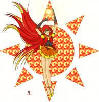 BSSM:Lost: Sailor Sun by Phoenix-Nightfire