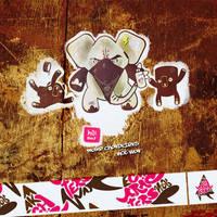ElephatCap - M.C.N.W. by chuma