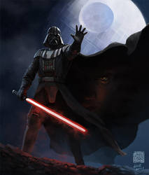 Darth Vader by 6kart
