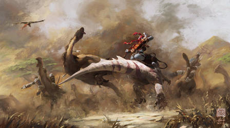 Hunting by 6kart
