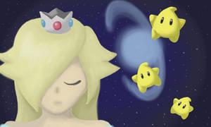 Cosmic Princess by Melodys-TARDIS