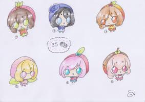 Fruity Head Adopts CLOSED by ShiToHoshisaki