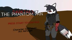 DarkTailsXZ, The Phantom Pain (Gift) by AsFoxger