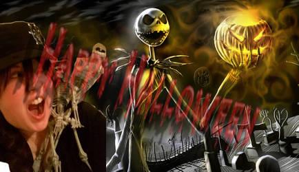 Happy Halloween by DuoSmexyMaxwell