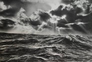 Glimmer of hope by TanyaMusatenko