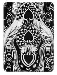 3 of Spades by PirsBros