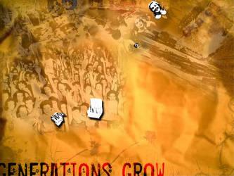Generations Grow by onubub
