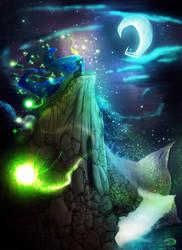 Bright Night by ThePleonasticPotato