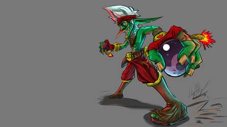 Goblins!!! by vitoradler