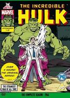 Hulk DVD 1966 by Simon-Williams-Art