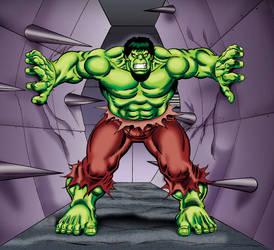 Incredible Hulk 1982 Animated by Simon-Williams-Art