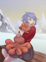 HLT SS - Enya by dizzyrin
