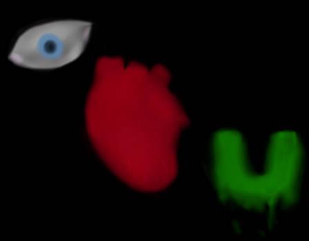 Eye heart u by DerToraZe