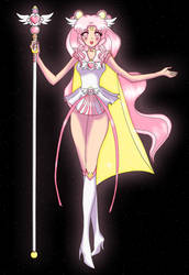 Sailor Millennium - Updated look. by SailorMillennium